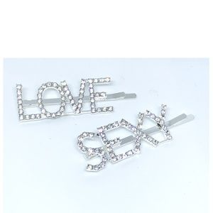 Rhinestone Crystal hairpin barrette accessories